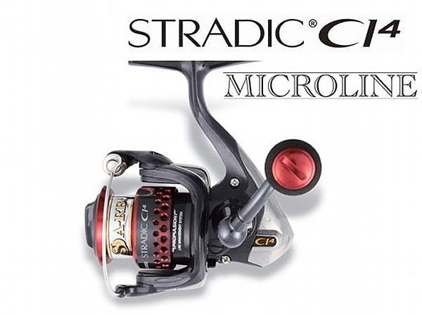 Shimano stradic ci4f micro spinning reel stci41000fml ebay for Micro fishing reel