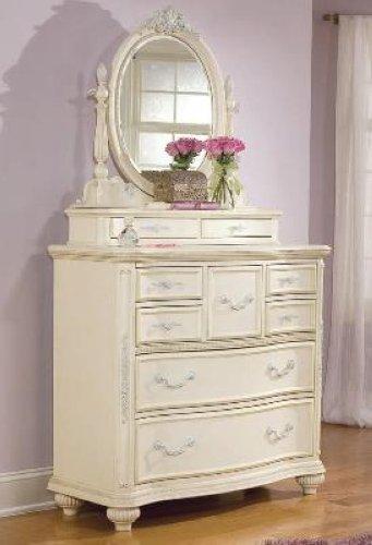 Jessica Mcclintock Romance Dresser Drawer Chest Bureau