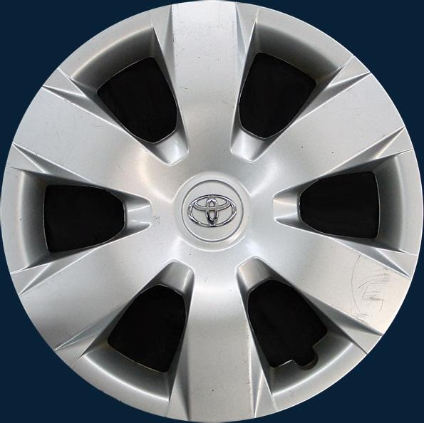 "'07 11 Toyota Camry 16"" 6 Spoke Hubcap Wheel Cover Holl 61137 Toy 4260206010"
