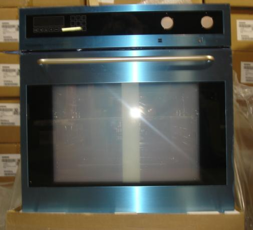 "Kuppersbusch 24"" Combination Steam Oven EKDG6800.1M Stainless Steel"