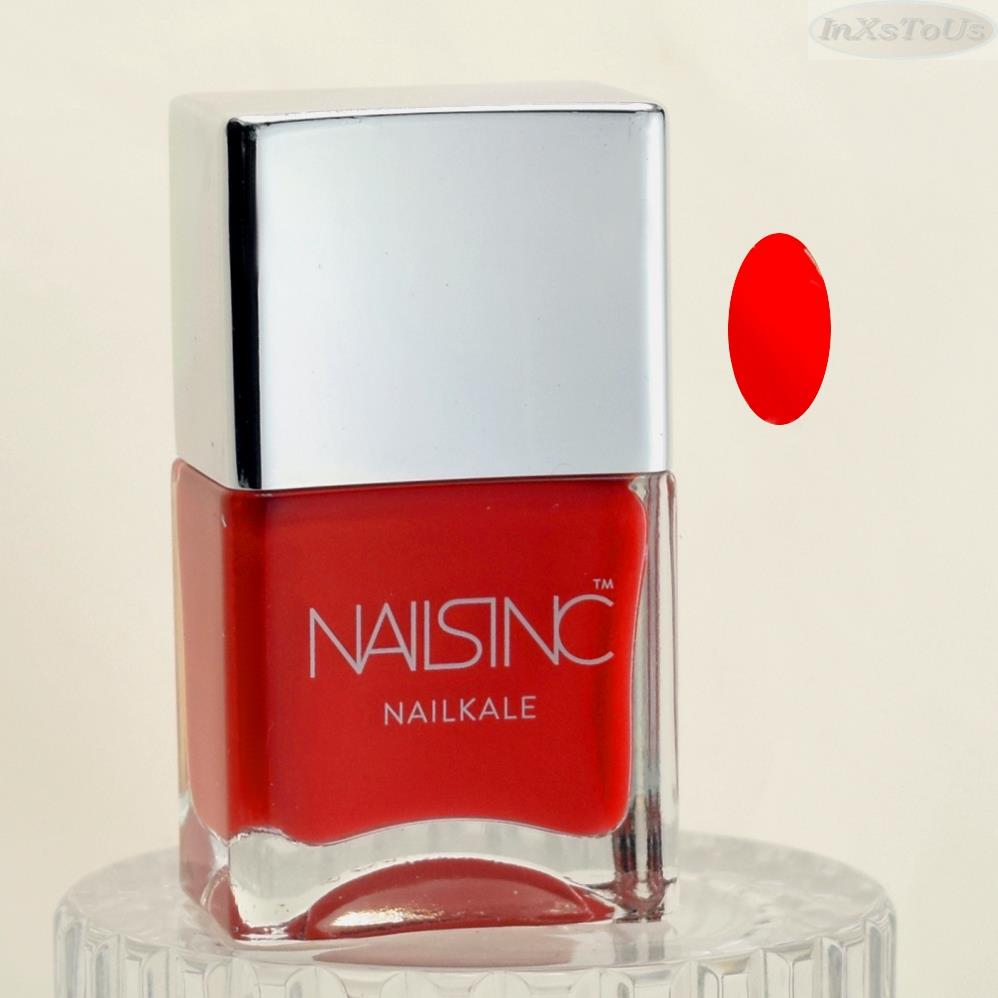 Nails Inc NailKale Nail Polish 0.47 oz Kale Opt Bruton to Marylebone ...