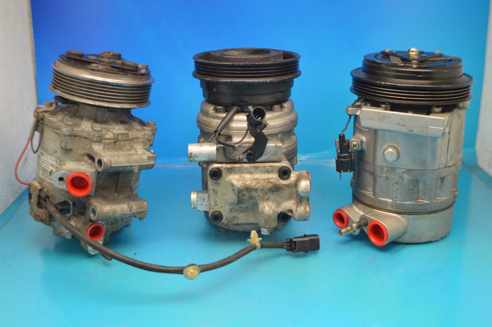 NEW A//C Compressor for 1993-1997 Toyota Landcruiser 1996-1997 LX450 4.5L Each