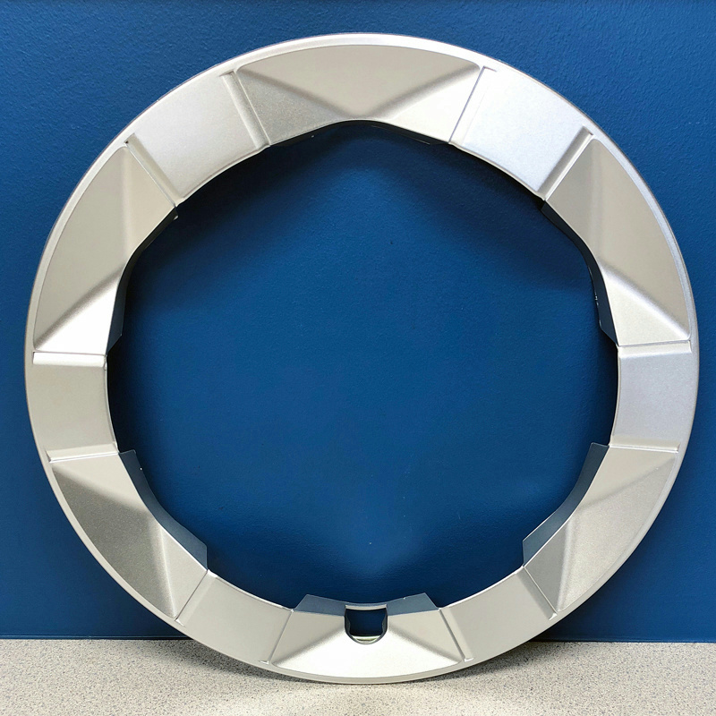 "Fits Toyota Prius /""Ring/"" 2004-2009 Replica 15/"" Silver"
