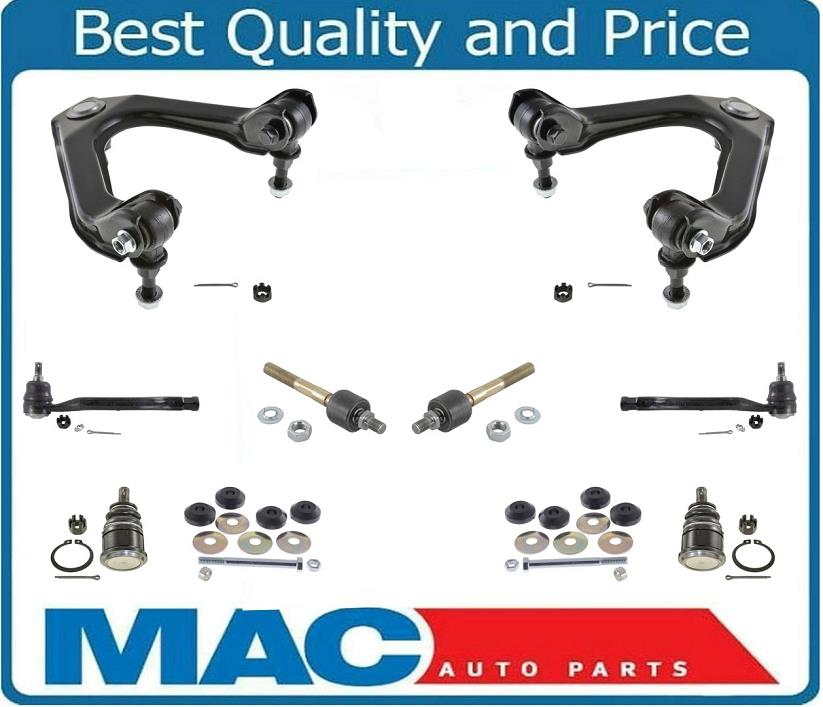 Control Arm Arms Ball Joint Joints Tie Rod Rods Sway Bar Links Odyssey Struts