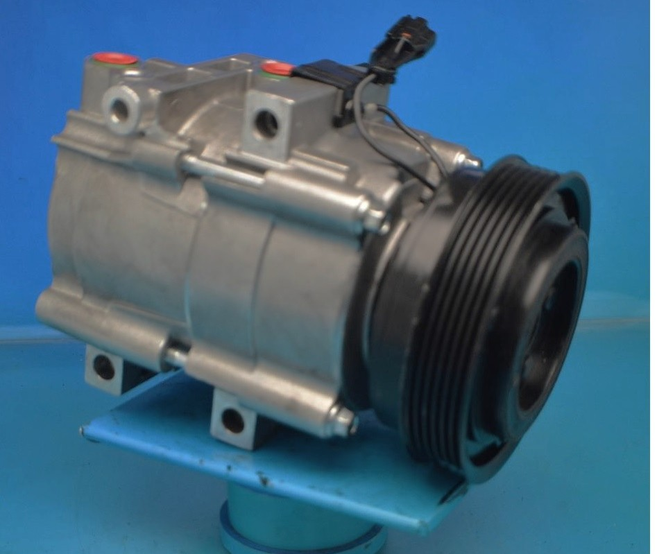 1 Year Warranty R68313 AC Compressor Fits Kia Optima Hyundai Sonata