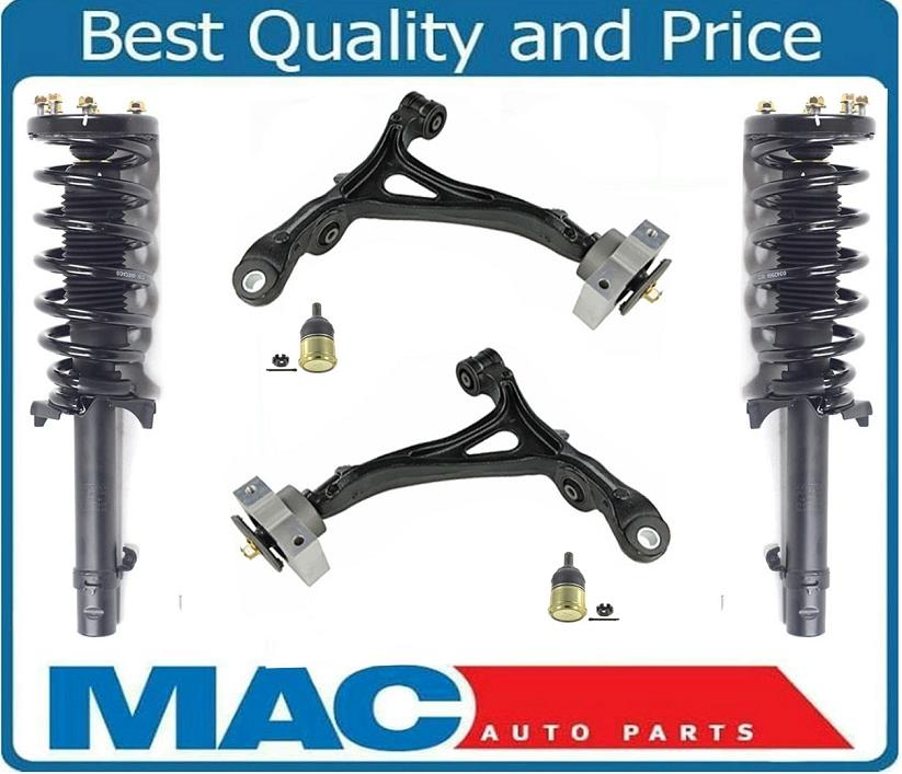 Front Struts Front Lower Control Arms & Ball Joints For