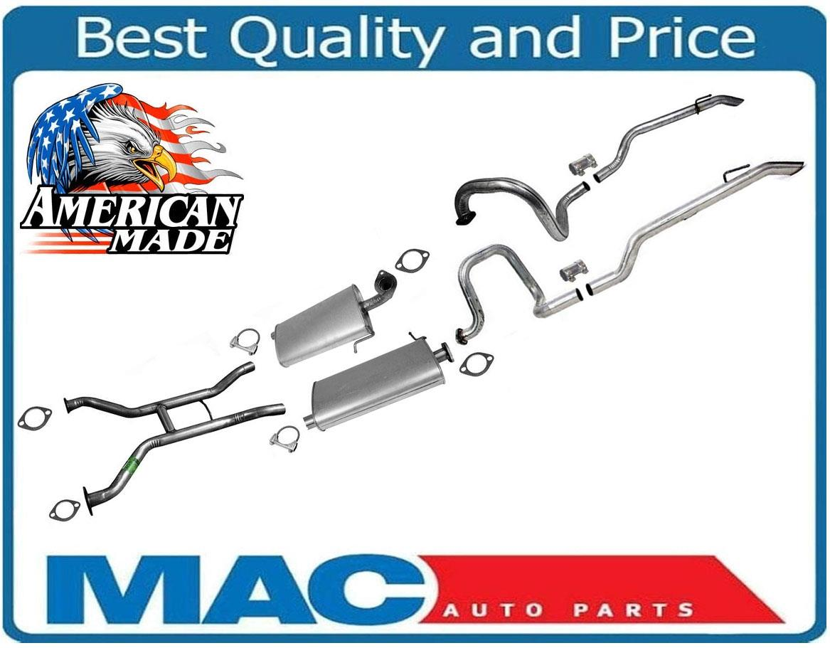 100/% New After Cat Exhaust System MADE IN USA for Ford Crown Victoria 98-02