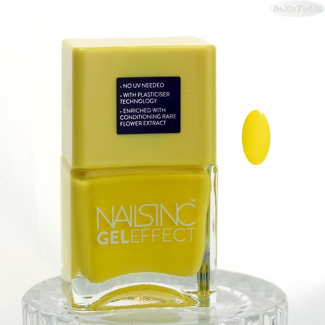 Nails Inc GEL Effect Nail Polish 0.47 Oz Choose Your Shade Seven ...