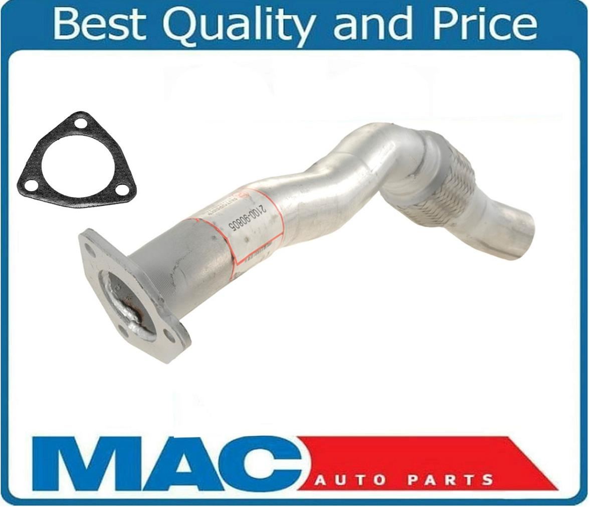 For 97-01 A4 Quattro W/ Manual Transmission Only 1.8T Turbo Engine Flex Pipe  NEW