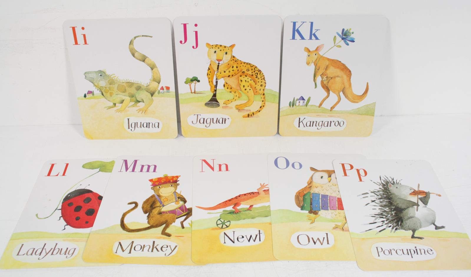 Lovely Alphabet Cards Wall Art Images - The Wall Art Decorations ...