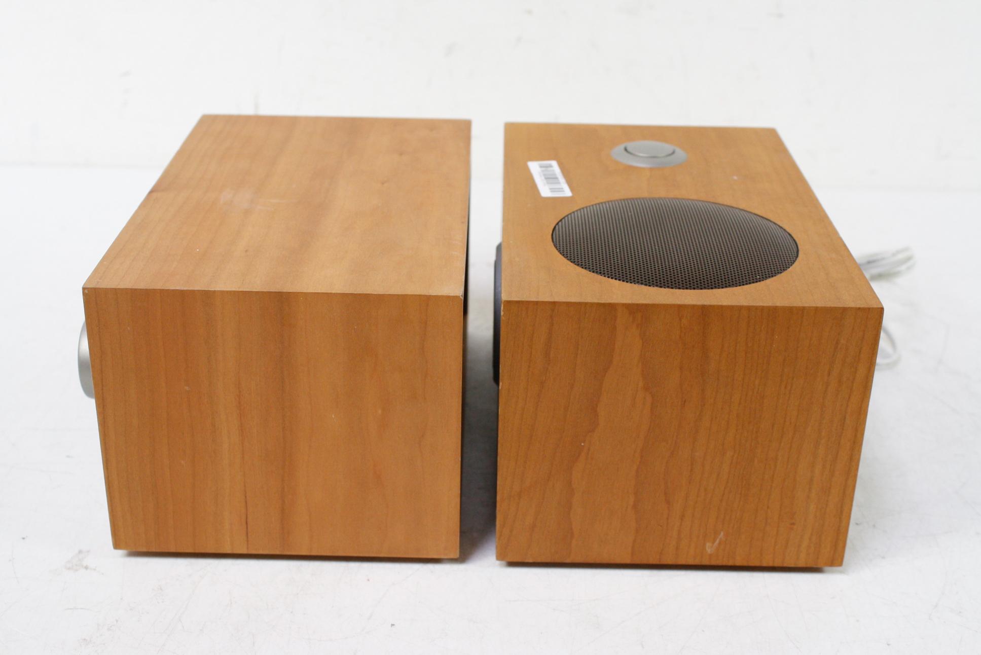 Tivoli Audio Model Two Dual Alarm Speaker Oak